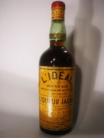 SIROP L'IDEAL LIQUEUR JAUNE